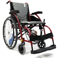 Brand New High Quality Karman S-ERGO 105 – 27 lbs Ultralightweight Wheelchair