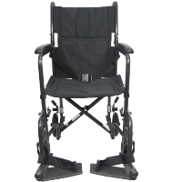 Brand New High Quality Karman T-2000 Steel Transporter Wheelchair with Added Strength for Durability