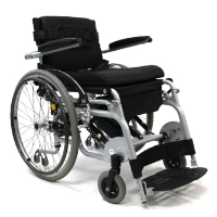 Brand New High Quality Karman XO-101 Standing Wheelchair Manual Propel Power Stand