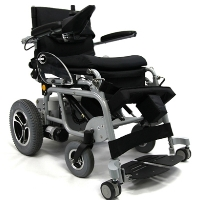 "Brand New High Quality Karman XO-202 18"" Full Power Stand Up Chair with Tray"