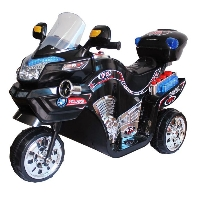 Kids Electric Ride On FX Style Motorcycle 6v Power Racer Wheels