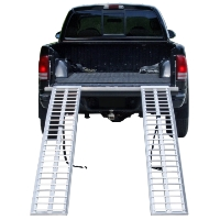 "Brand New High Quality 84"" Patented Aluminum ATV Ramp"