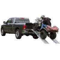 "Brand New 89"" Folding ATV Ramp"