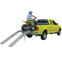 Brand New Economy Dual Folding ATV Ramp