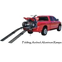 Brand New 10' Folding Arched ATV Ramp