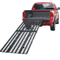 Brand New High Quality 10' Extra Long Folding Motorcycle Ramp