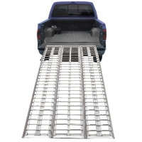 "Brand New High Quality 7'11"" 3pc Non-Folding Motorcycle Ramp"
