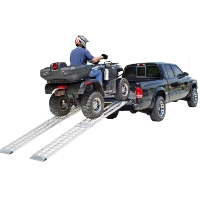 Brand New 10' Dual Folding Loading Ramp