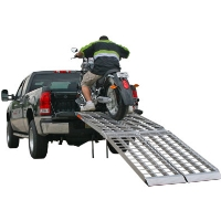 Brand New High Quality 9' Two Piece Ramp System