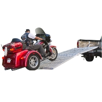 "Brand New High Quality 144"" Trike Loading Ramp"