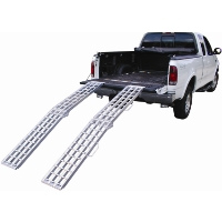"Brand New Dual Folding 90"" ATV Ramps"