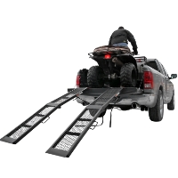 "Brand New 80"" Dual Folding ATV Ramp"