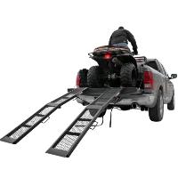 "Brand New 80"" Dual Folding ATV Ramp"