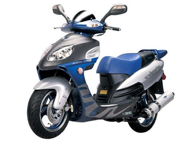 150cc Horizon 4 Stroke Moped Scooter