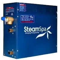 500 Cubic Foot Steam Generator (15 Kw)