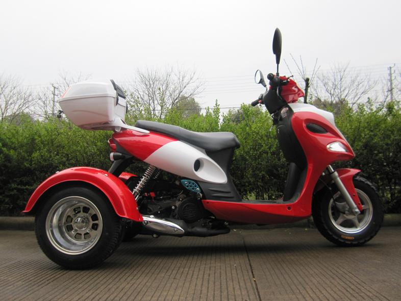 Ace Icebear Trikes 500cc Scooter Seats